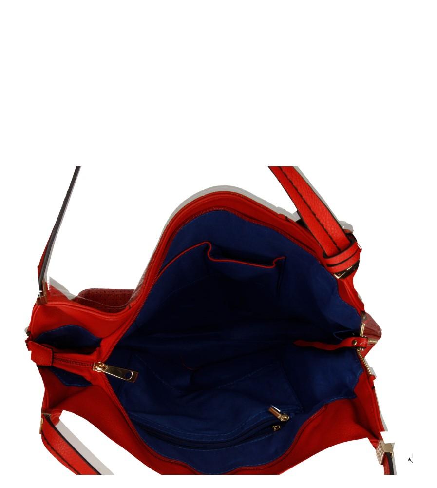Damskie TOREBKA K0026A czerwony;;