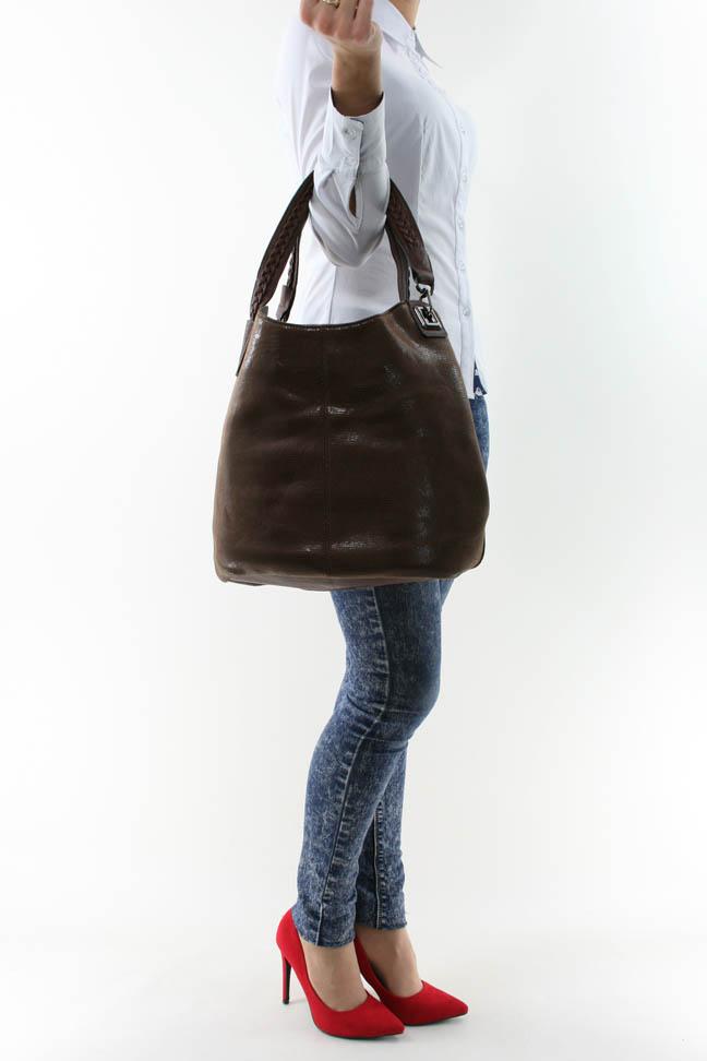 TOREBKA X3030 kolor brązowy