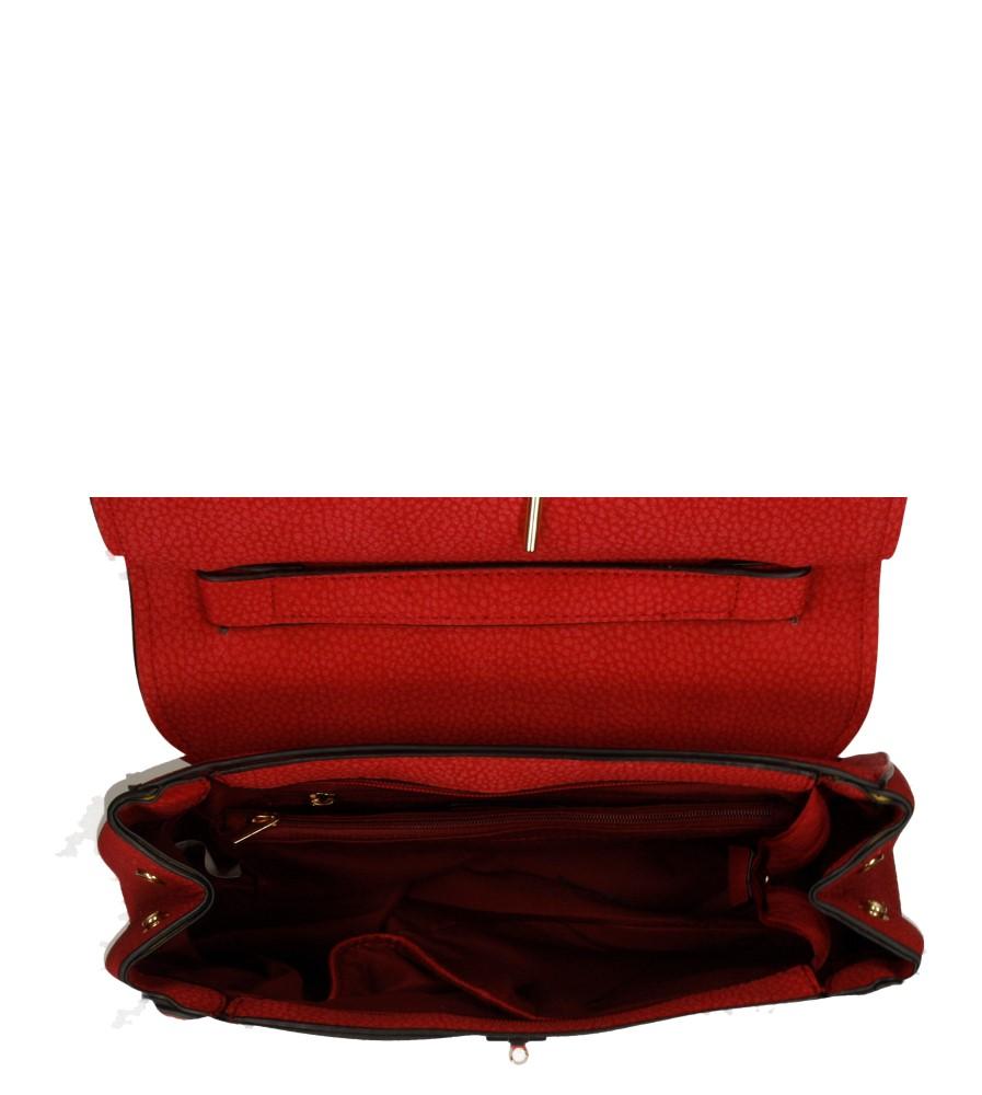 TOREBKA LISTONOSZKA Y-8008 kolor czerwony