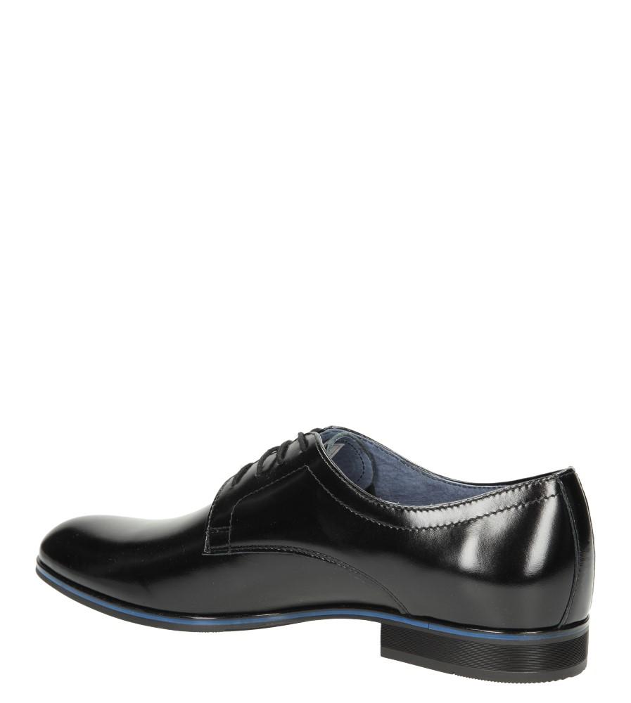 Męskie WIZYTOWE WINDSSOR 530 czarny;niebieski;