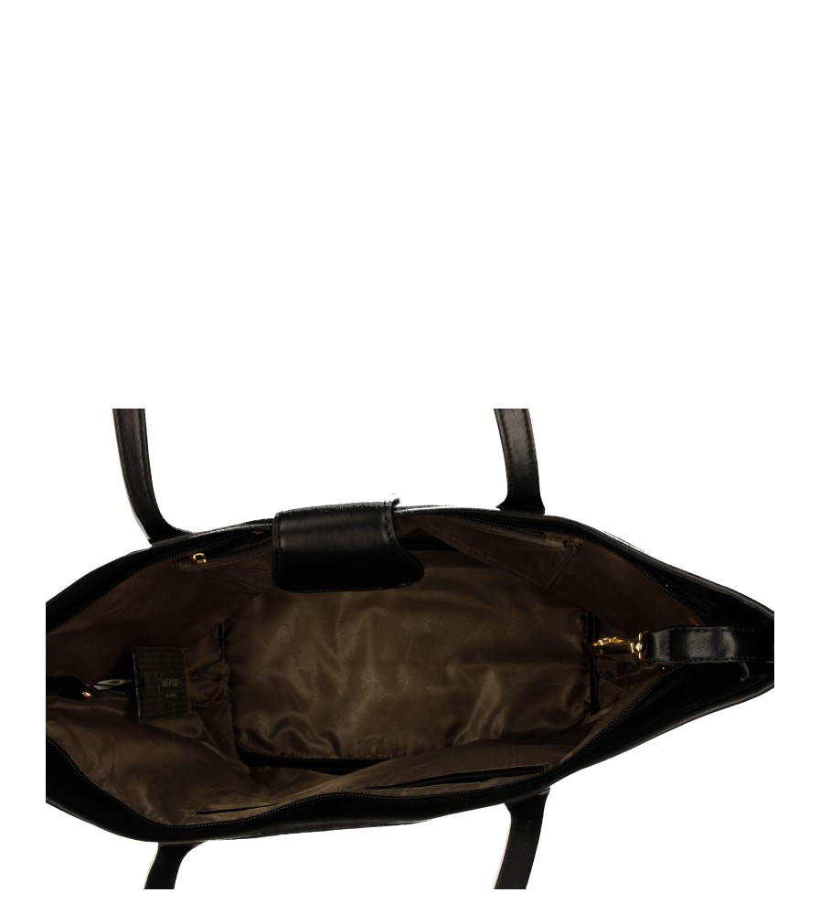 Damskie TOREBKA A266-21 beżowy;multikolor;