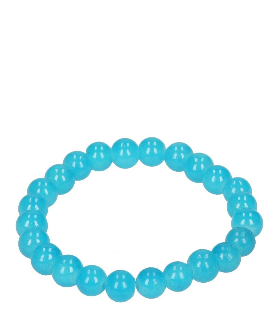 Damskie BRANSOLETA 673386 niebieski;;