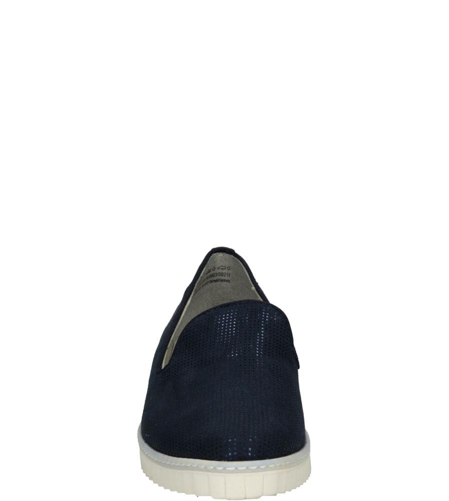 Damskie LORDSY S.OLIVER 5-24607-26 niebieski;;