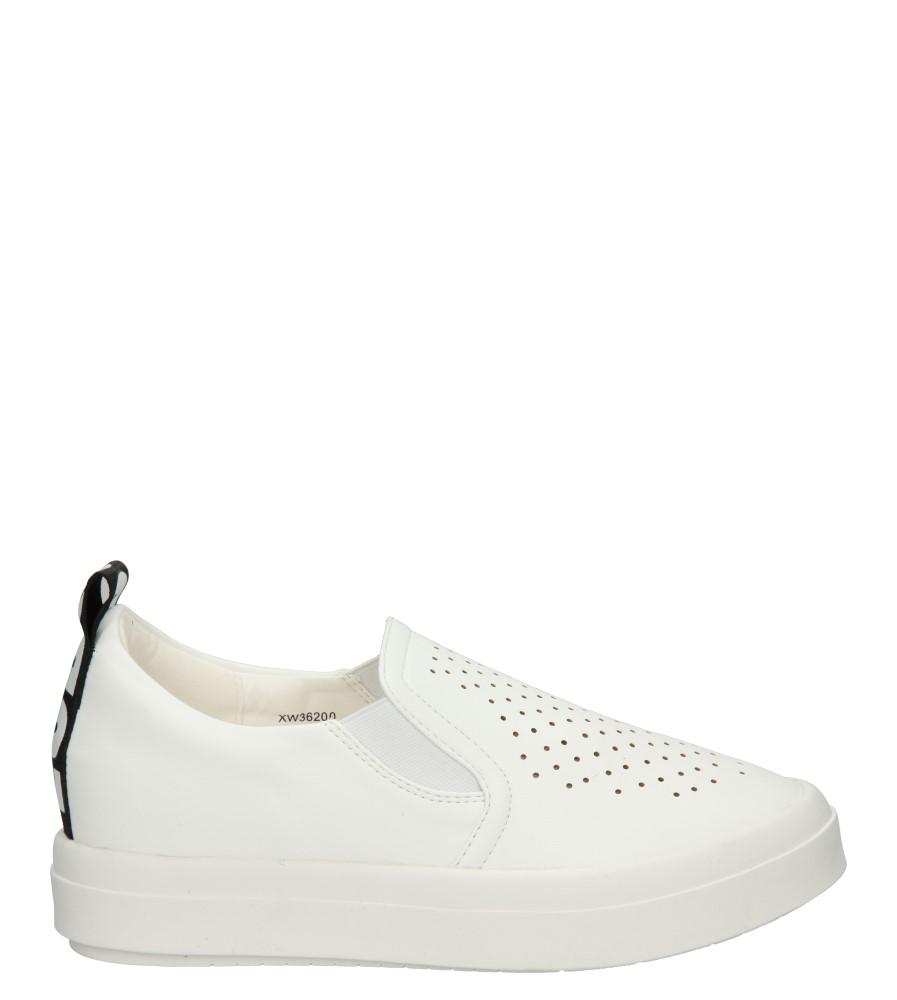 Damskie CREEPERSY LU BOO XW36200 biały;;