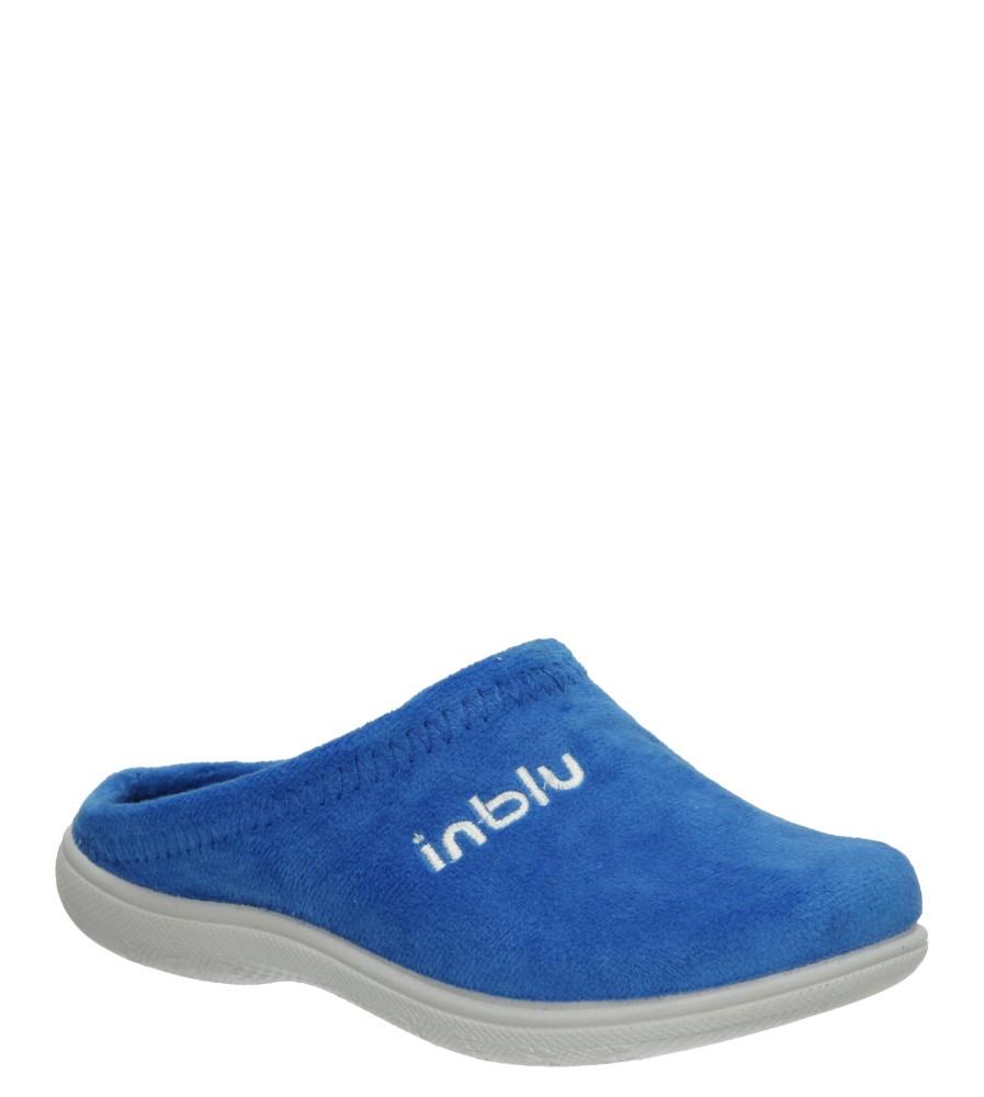 Dziecięce KAPCIE INBLU B9000004 niebieski;;