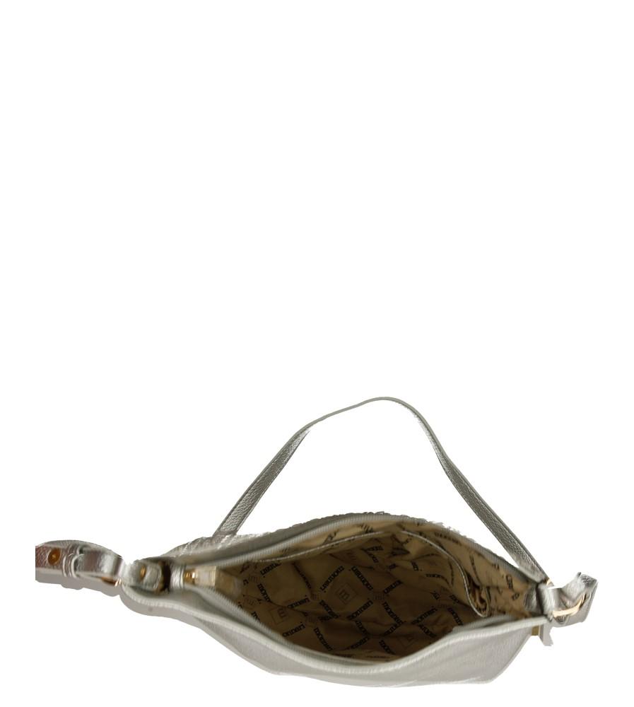 Damskie TOREBKA MONNARI BAG0730-022 srebrny;;