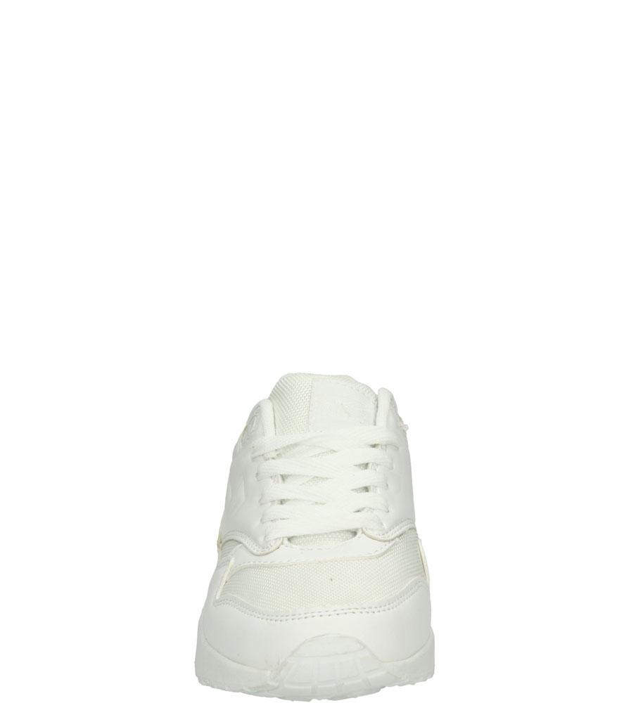 Damskie SPORTOWE CASU 7A-HG85913E biały;;