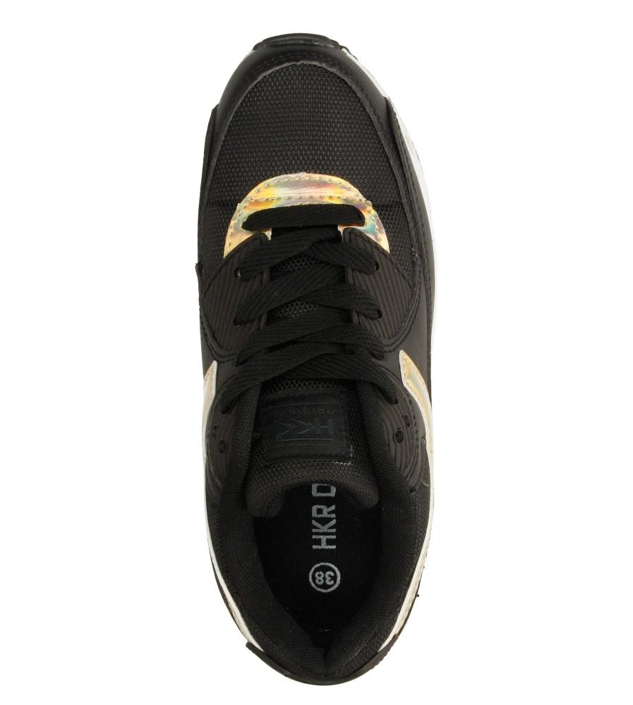 Damskie SPORTOWE CASU 7A-HG85912E czarny;złoty;