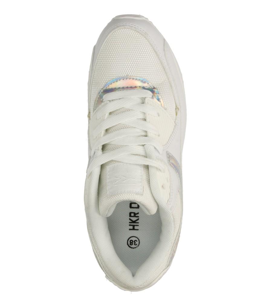 Damskie SPORTOWE CASU 7A-HG85912E biały;srebrny;