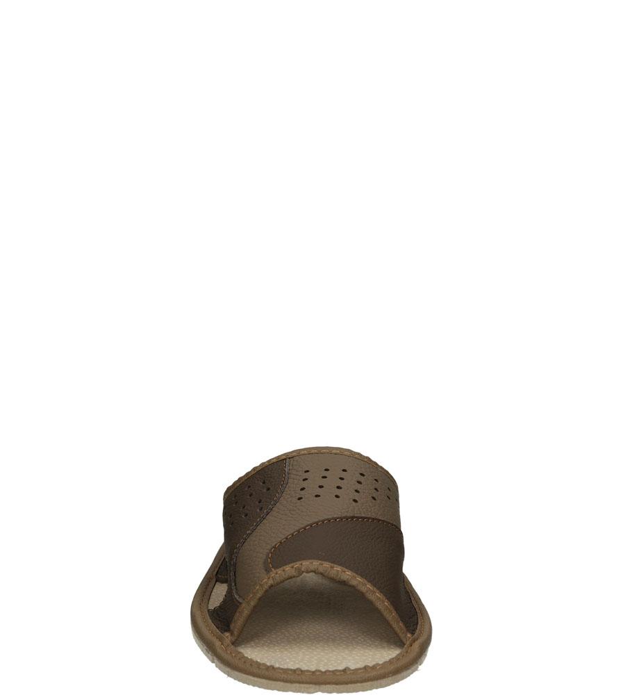 Męskie KAPCIE CASU M-53 zielony;beżowy;