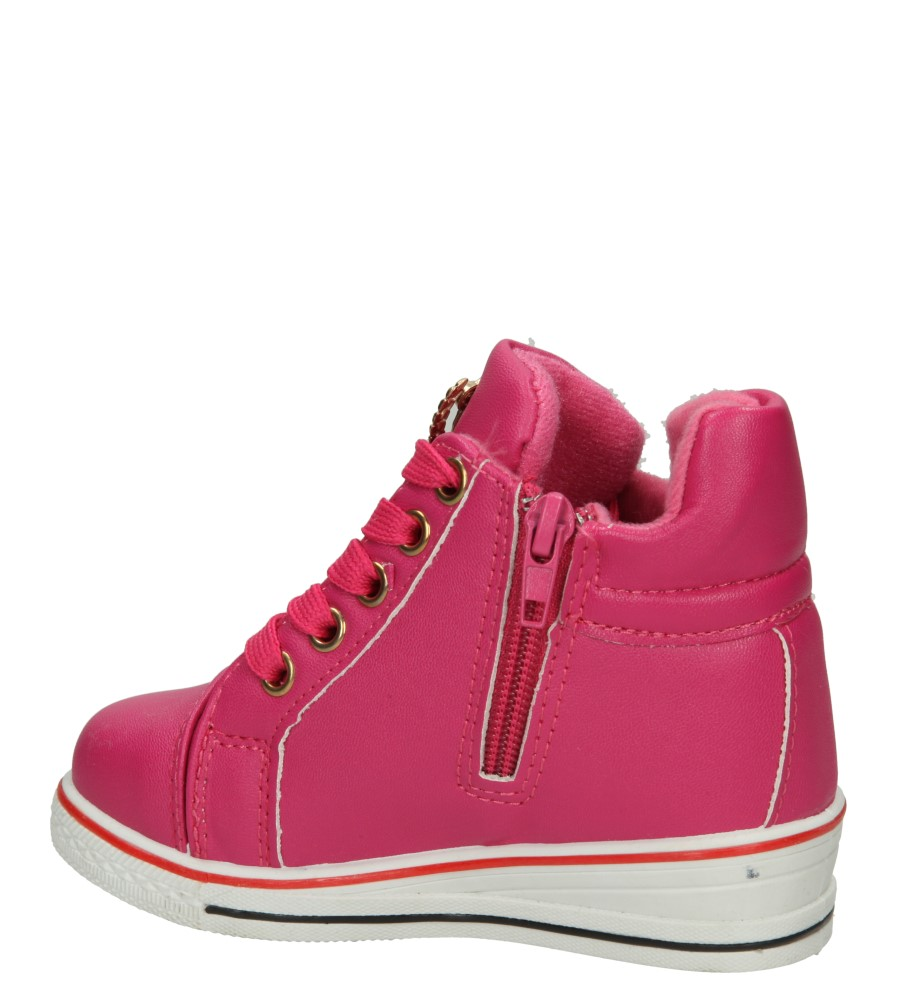 Sneakersy Casu MB-361 wysokosc_obcasa 3 cm