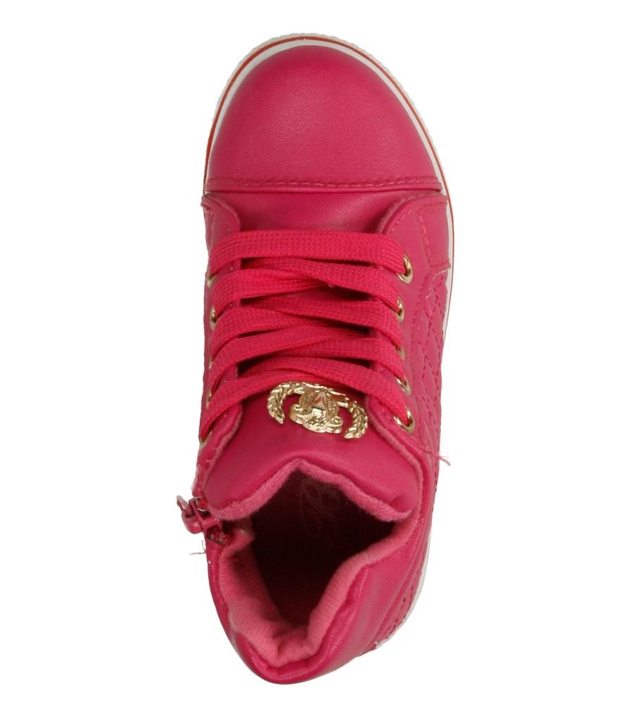 Sneakersy Casu MB-361 wysokosc_platformy 1 cm