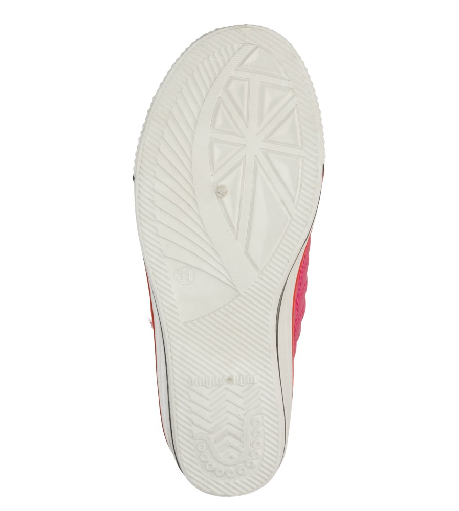 Sneakersy Casu MB-361 wys_calkowita_buta 12 cm
