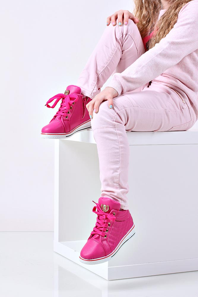 Sneakersy Casu MB-361 wierzch skóra ekologiczna