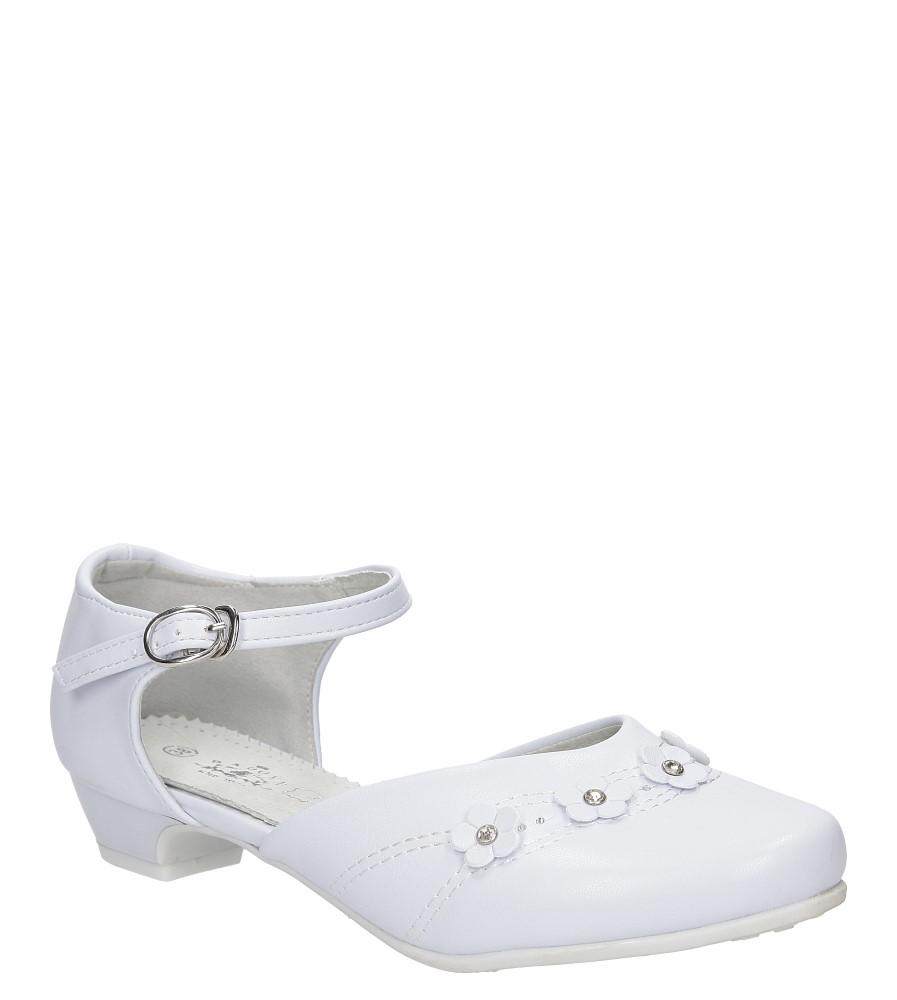 Dziecięce WIZYTOWE 7KM-212 biały;;