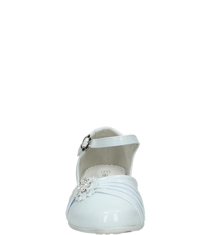 Dziecięce Wizytowe Casu 5KM-214 biały;;