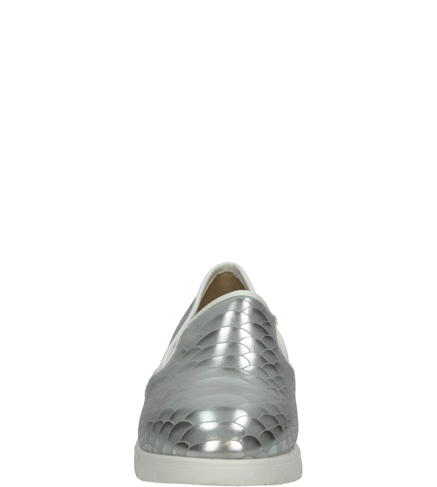 SLIP ON 5BL340 kolor srebrny