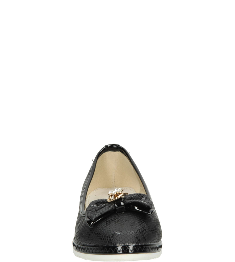BALERINY 5BL337-A kolor czarny