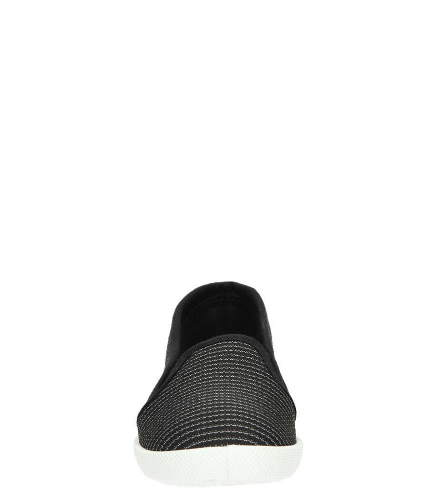 TRAMPKI 5SP-296-LS kolor czarny