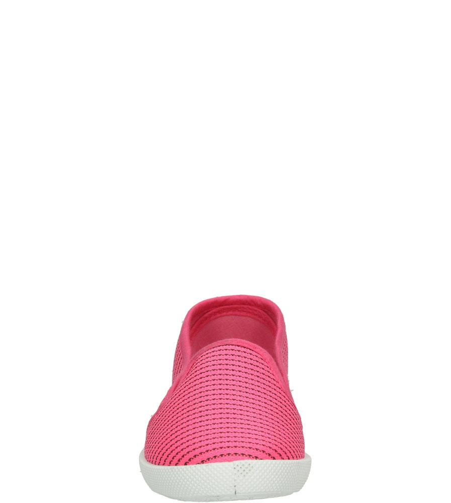 TRAMPKI 5SP-296-LS kolor różowy