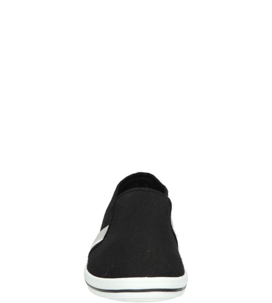 TRAMPKI CASU 9SP-277-LS kolor czarny