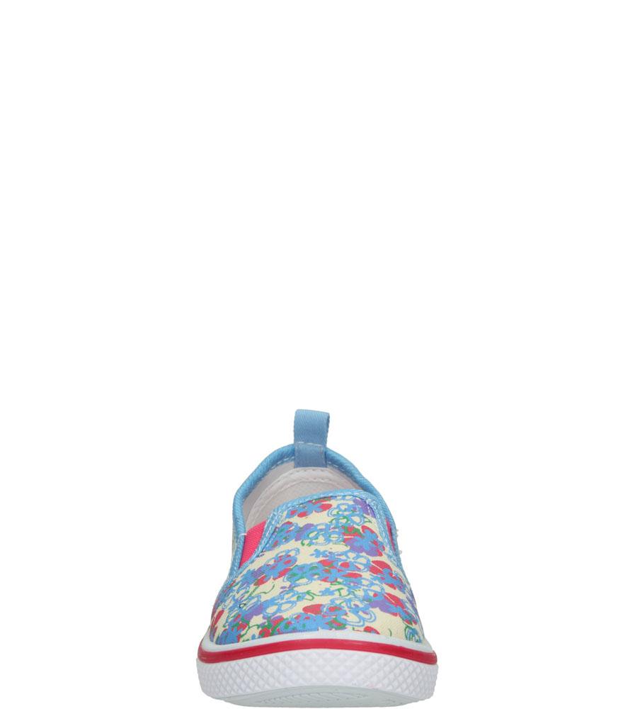 Dziecięce TRAMPKI 3SP-236-LS różowy;;