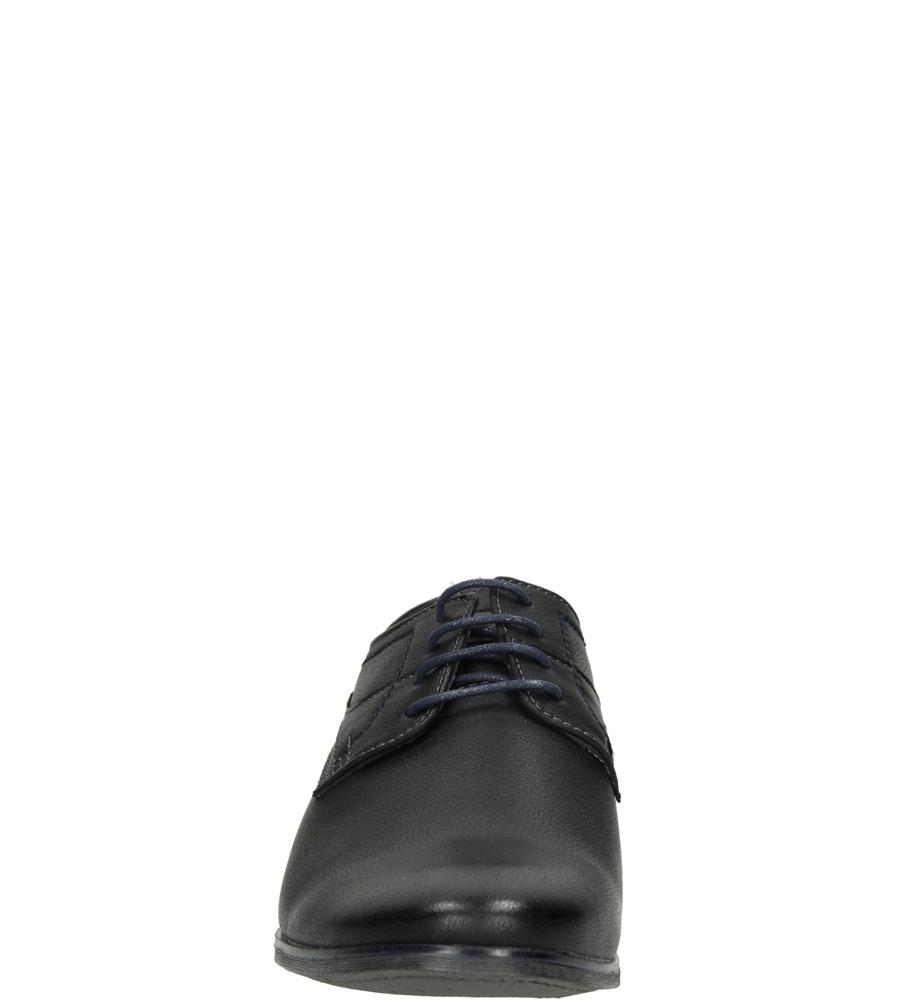 Męskie PÓŁBUTY CASU MXC315 czarny;niebieski;