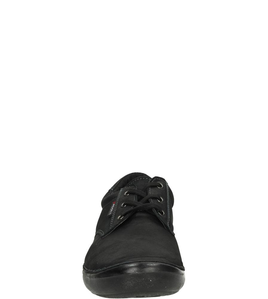 PÓŁBUTY CASU MXC6345-L kolor czarny