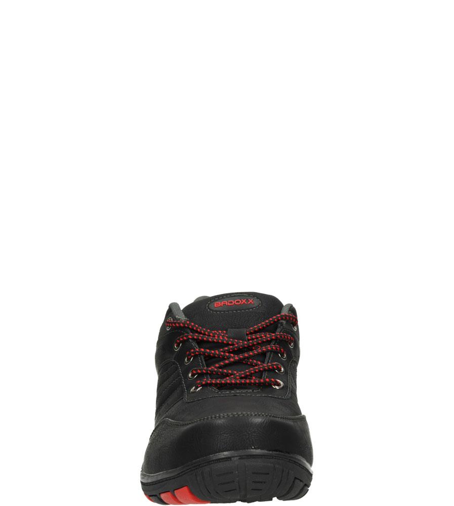 PÓŁBUTY CASU MXC6926 kolor czarny, czerwony