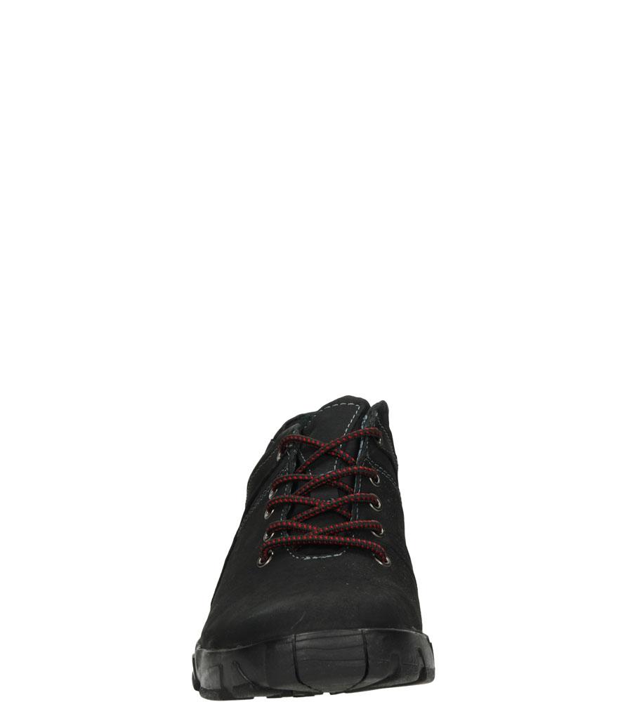 PÓŁBUTY CASU MXC6826-L kolor czarny