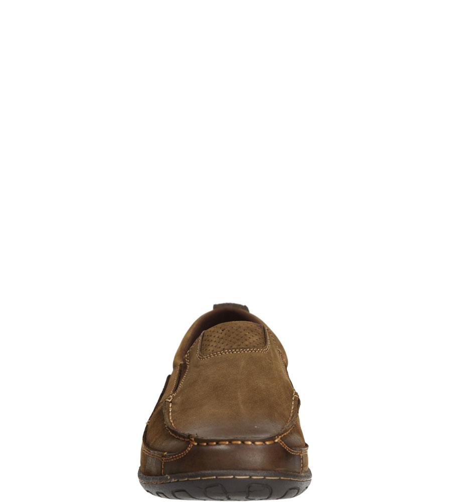 PÓŁBUTY AMERICAN SH4976-5 kolor brązowy