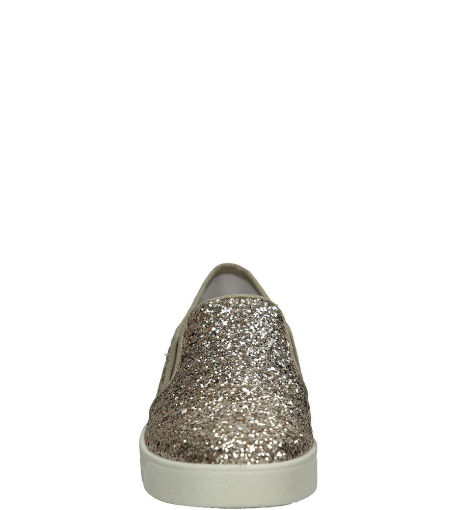 Damskie SLIP ON IGI&CO 57896/00 DAT1 srebrny;;