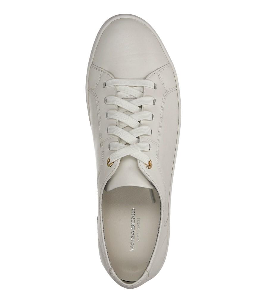 Damskie TRAMPKI VAGABOND ZOE 4121-101-01 biały;;