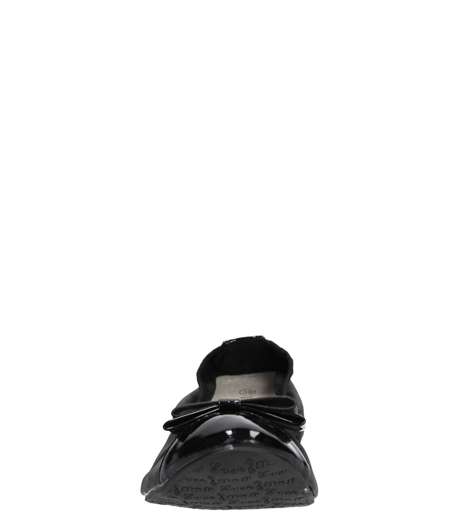 Damskie BALERINY VINCEZA R15-D-P-517-BK czarny;;