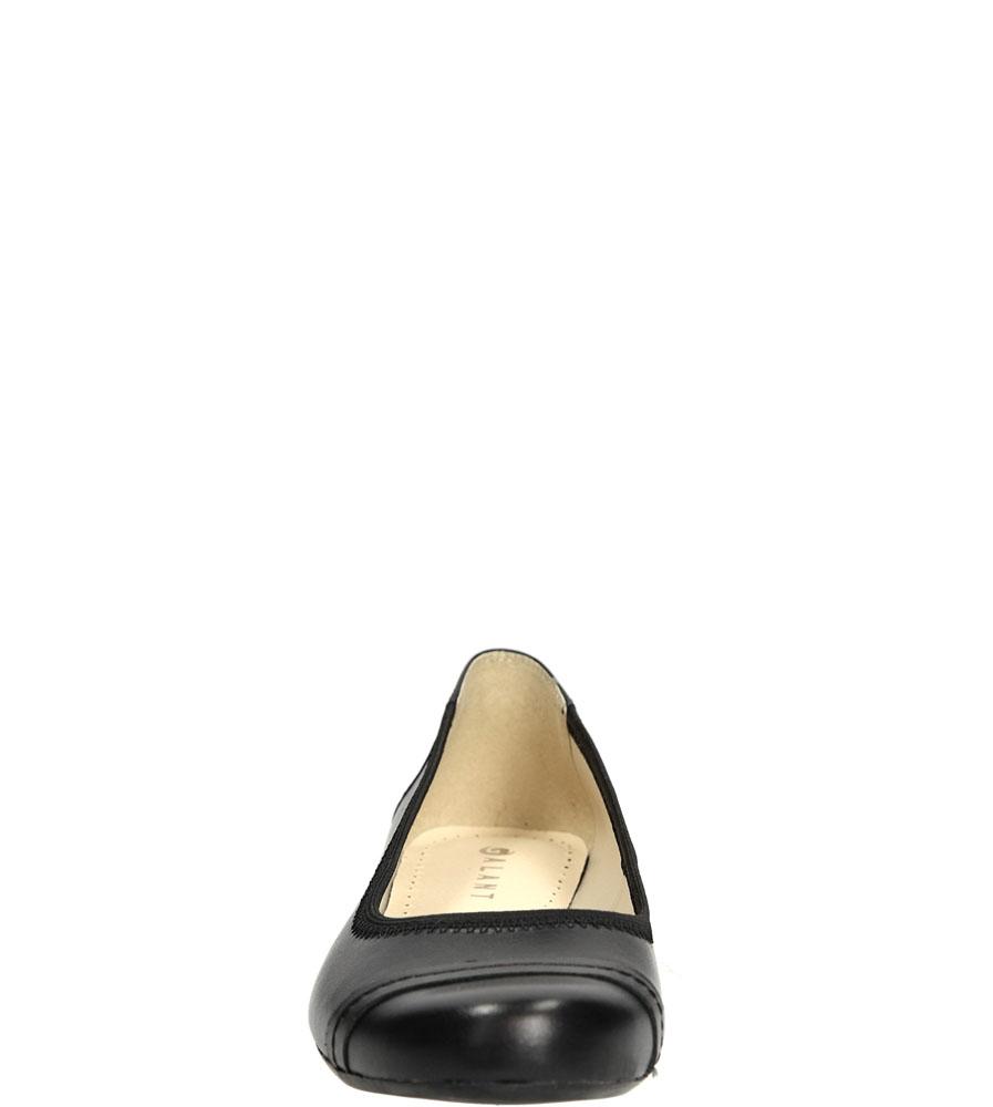 BALERINY GALANT 1703 kolor czarny