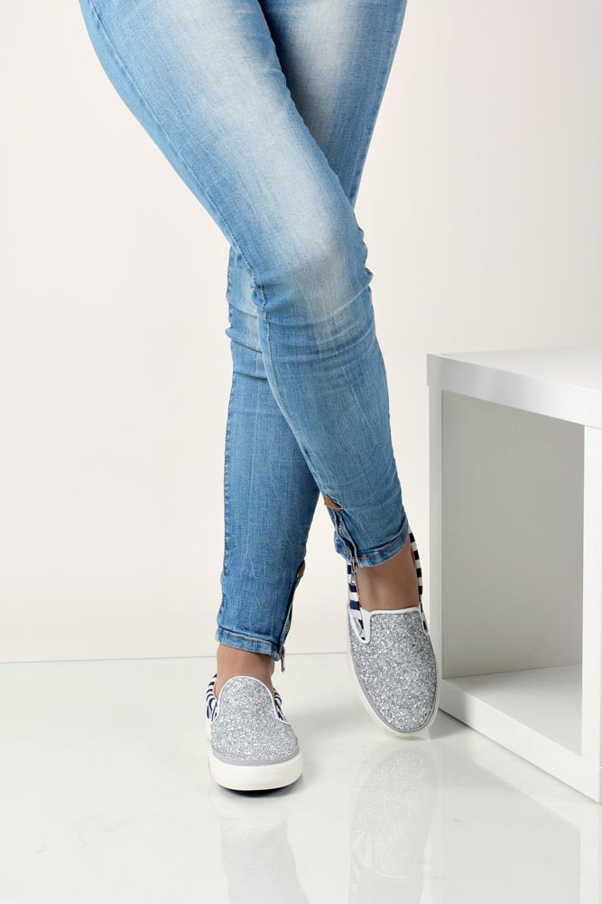SLIP ON PEPE JEANS PGS30175 producent Pepe Jeans