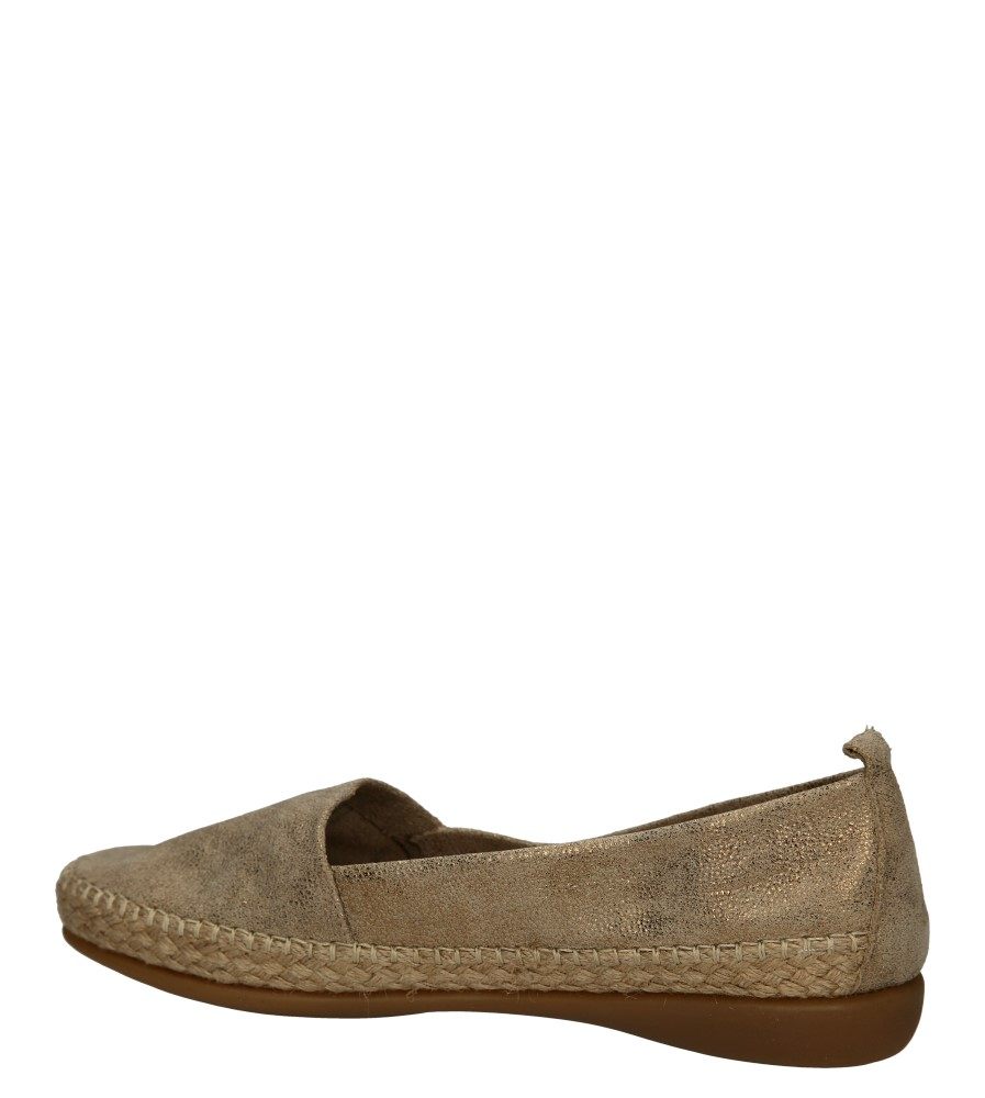 ESPADRYLE THE FLEXX RAPID A101/08 wysokosc_obcasa 2 cm
