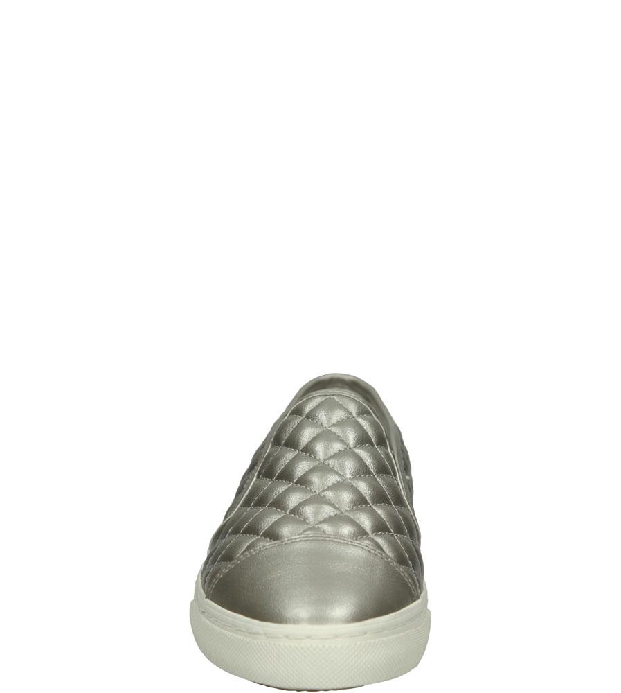Damskie SLIP ON GEOX D5258C 000NF biały;;