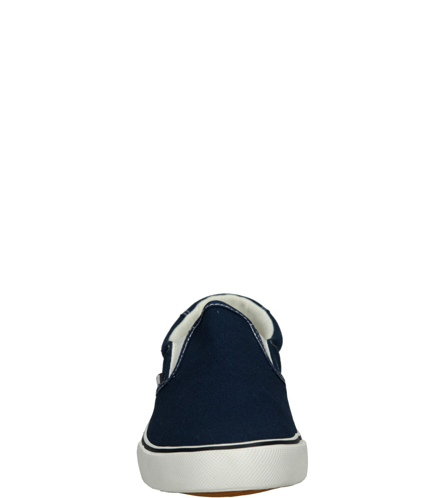 SLIP ON BIG STAR U27486 kolor granatowy