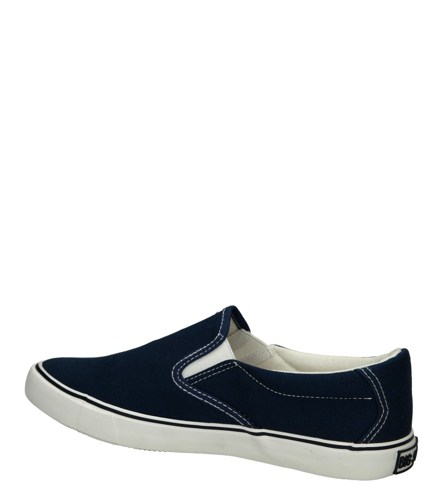 SLIP ON BIG STAR U27486 wysokosc_platformy 2 cm