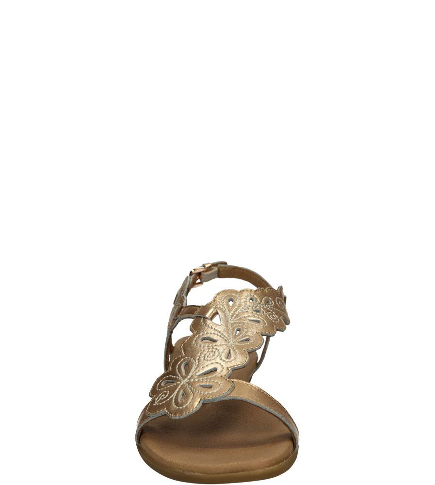 SANDAŁY PIKOLINOS ALCUDIA 816-0501CL kolor złoty