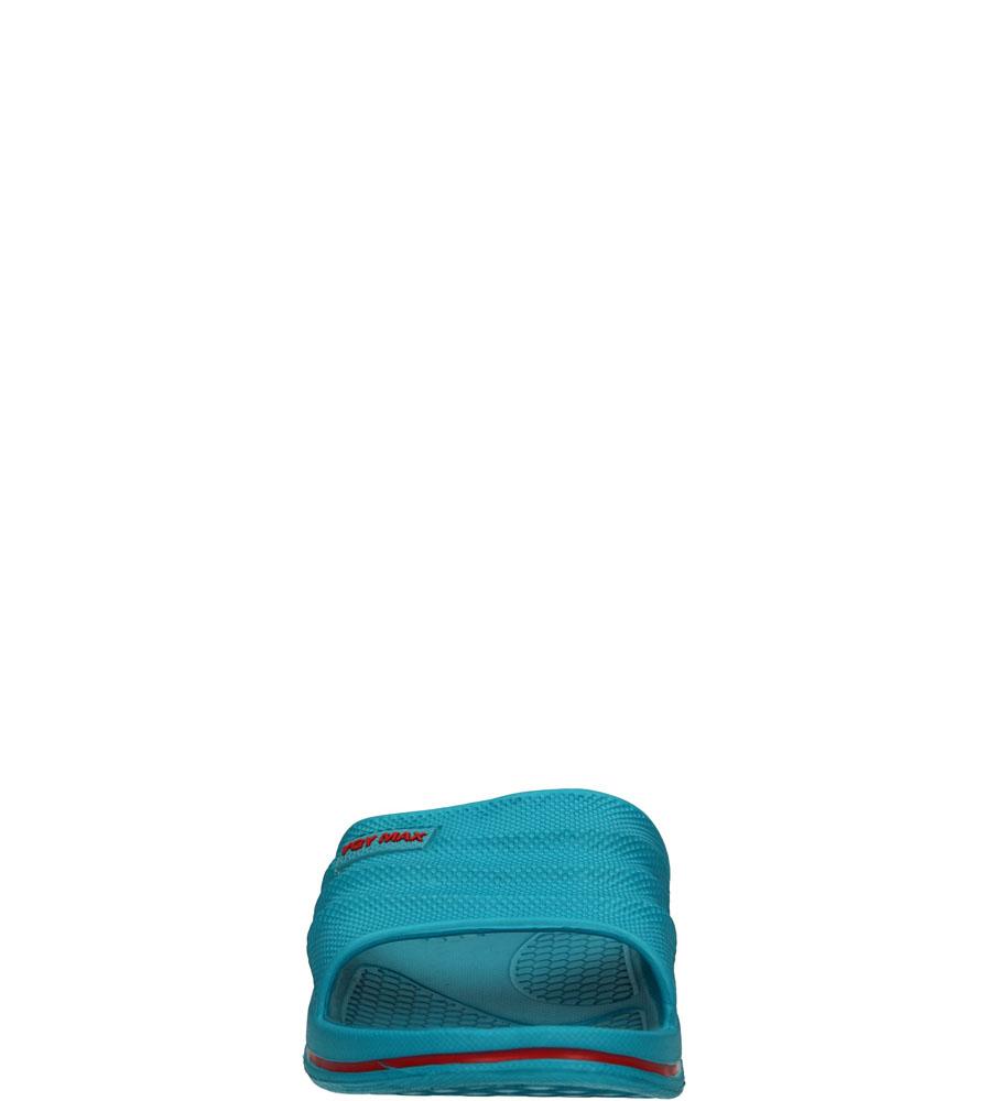 Damskie KLAPKI CASU L493A niebieski;;