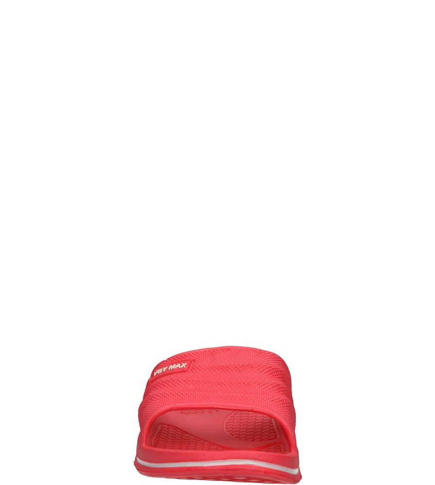 Damskie KLAPKI CASU L493A różowy;;