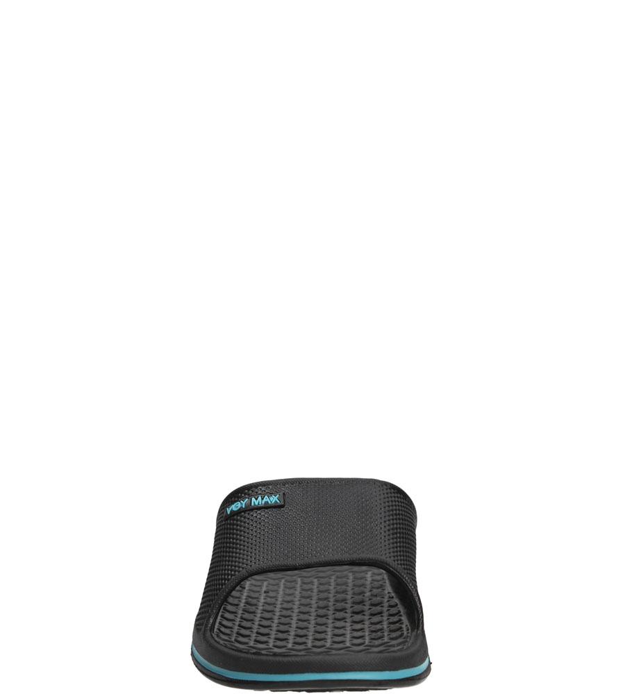 Męskie KLAPKI CASU M427 czarny;;