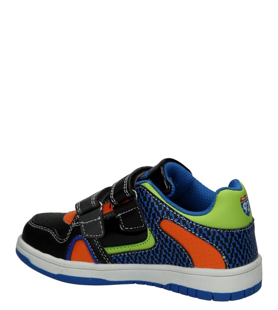 Dziecięce SPORTOWE AMERICAN K1593A niebieski;pomarańczowy;