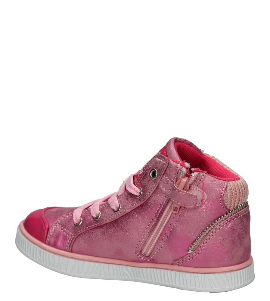 TRAMPKI AMERICAN K13153 kolor różowy