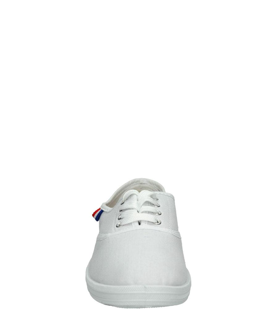 Damskie TENISÓWKI AMERICAN CA283-05770 biały;;