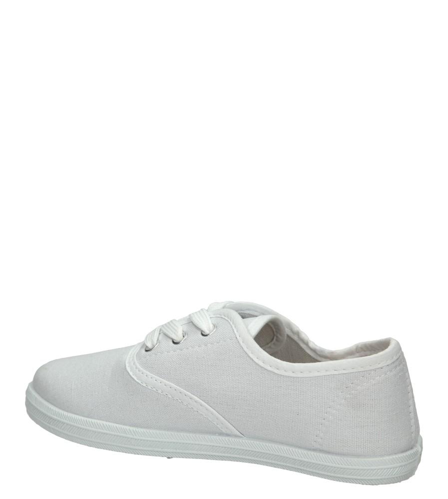 TRAMPKI AMERICAN CA283-05770 kolor biały