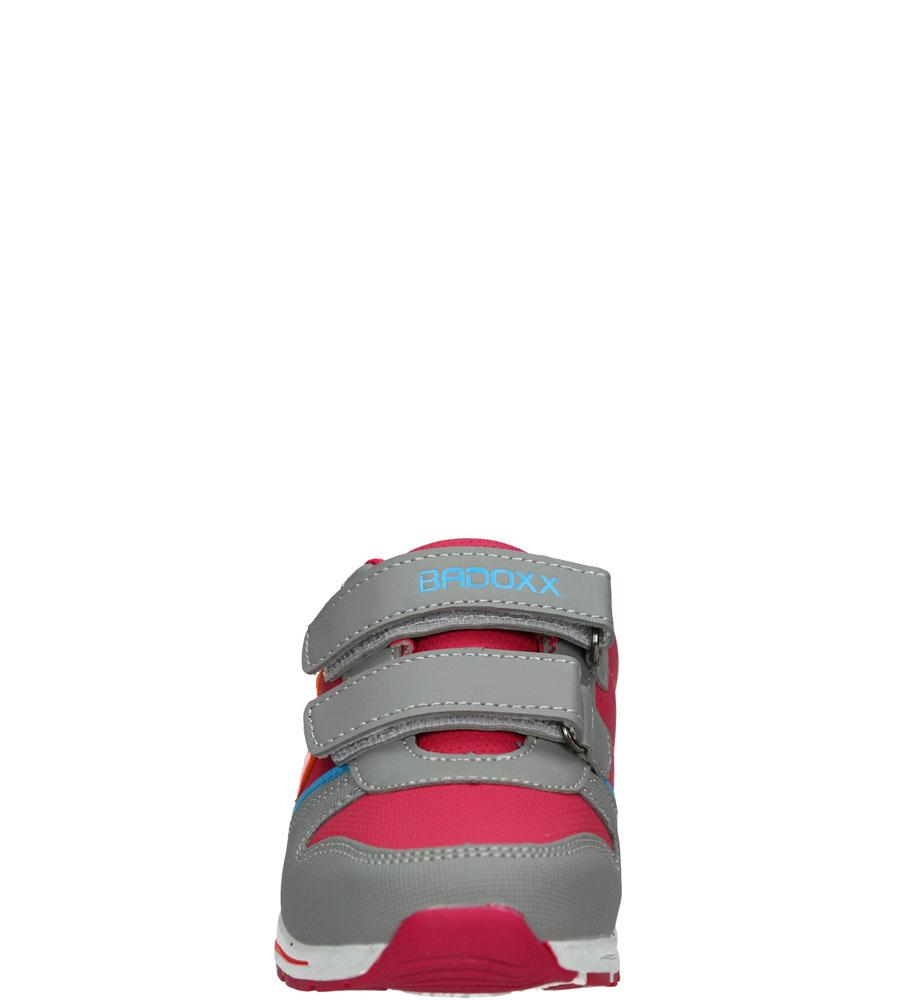 Dziecięce SPORTOWE 3XC7112 różowy;szary;