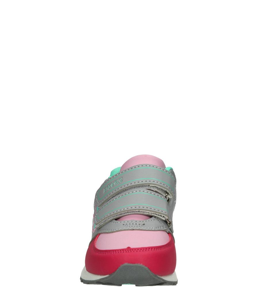 Dziecięce SPORTOWE 5XC7152 różowy;różowy;zielony